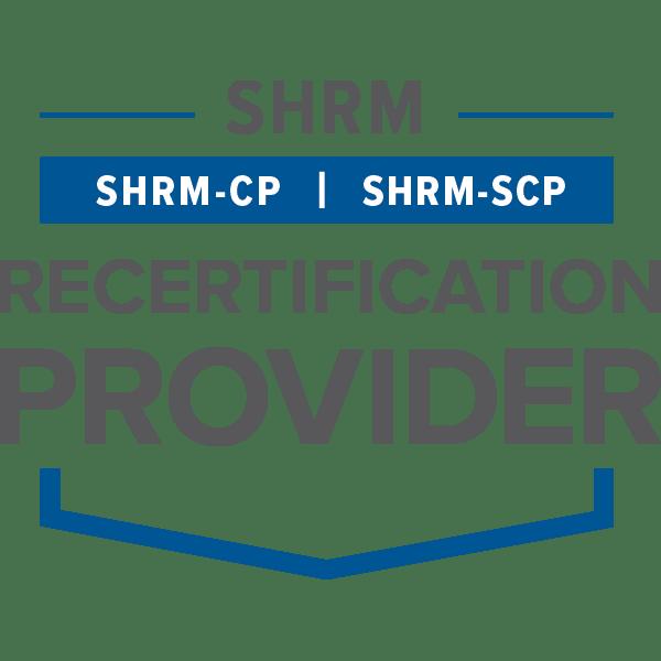 SHRM Badge