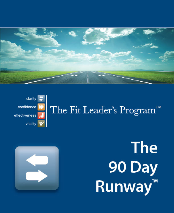 The 90 Day Runway book