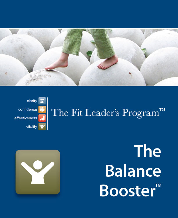 the balance booster