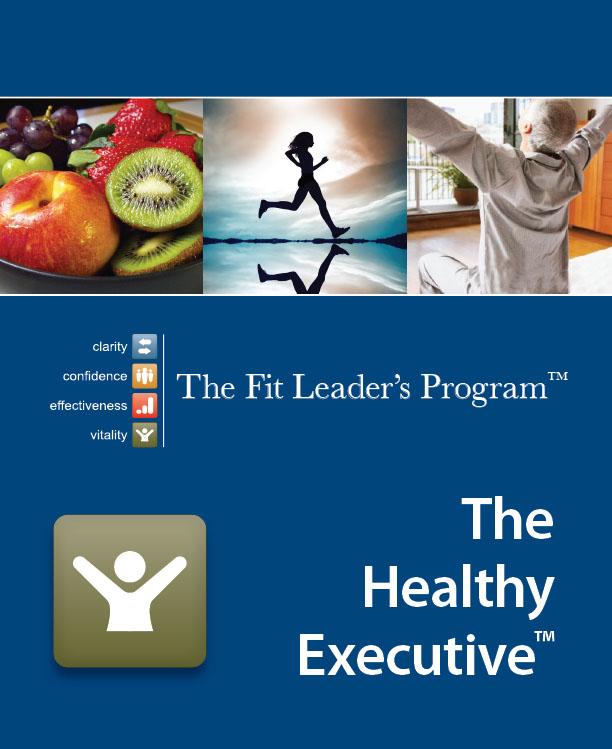 healthy executive