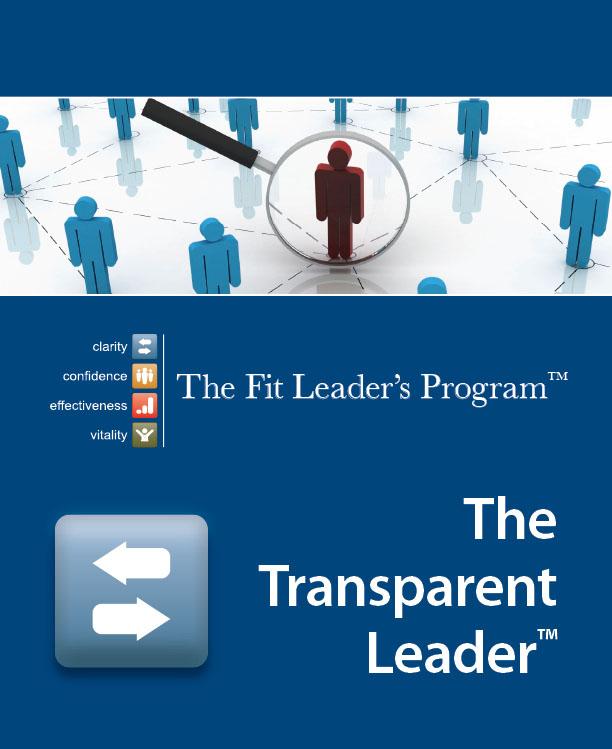 transparent leader